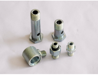 Professional Forklift Accessories Hydraulic Tilt Cylinder